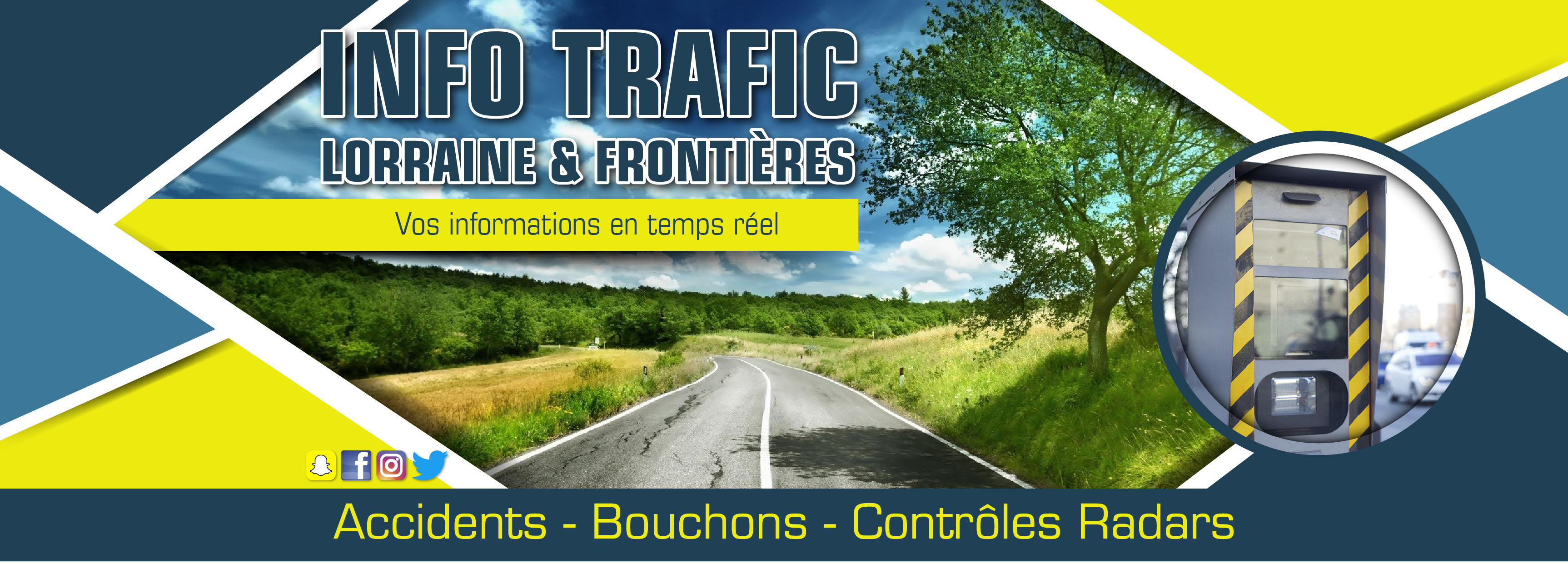 ITLF – Info Trafic Lorraine & Frontières